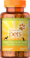 Senior Dog Multivitamin