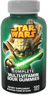 Star Wars Complete Multi-Vitamin Sour Gummies