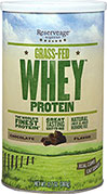 Grass Fed Whey Protein Chocolate