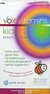 Kids Orange & Mixed Berry Vitamin Stickpacks
