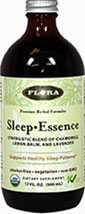 Organic Sleep Essence Chamomile, Lemon Balm & Lavendar Liquid
