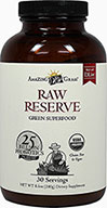 Raw Reserve Green SuperFood® Drink Powder