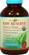 Raw Reserve Greens & Protein Powder Vanilla Spice