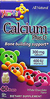 Yum-V's Calcium Plus D