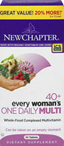 Every Woman®'s 40+ One Daily Multi