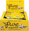 Organic Banana Coconut Pure Bars