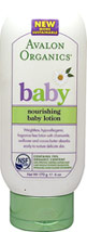 Nourishing Baby Lotion