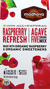 AgaveFive Raspberry Refresh Drink Mix