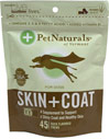Duck Flavor Skin and Coat Supplements for Dogs