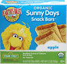 Organic Sunny Days Apple Snack Bars