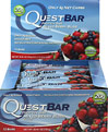 Quest Protein Bar Mixed Berry Bliss