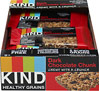 Kind Dark Chocolate Chunk Healthy Grains Bars