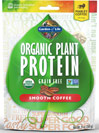 Organic Plant Protein Smooth Coffee