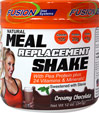 Natural Meal Replacement Shake Creamy Chocolate