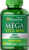 Adult Chewable Multivitamins