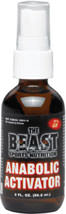The Beast <p><b>From Manufacturer's Label:</b></p> <p>Homeopathic Formula</p> <p>Manufactured by UltraLab Nutrition.</p> 2 oz Liquid  $18.43