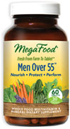 Men Over 55™ Whole Food Multivitamin & Mineral Supplement