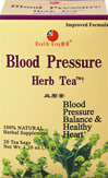 Blood Pressure Tea <p><b>From the Manufacturer's Label: </p></b><p>With an excellent natural flavor, this herb tea is made of wild apocynum venetum grown in a pollution-free area in northeast China with a few other precious herbs.  Apocynum contains rutin, glutamic acid, alanine, and anthraquinone.   It is used in Chinese medicine as a principal herb to maintain normal blood pressure and to strengthen the heart.  CAUTION:  should not be used with low blood press