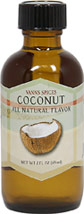 Coconut Flavor Extract