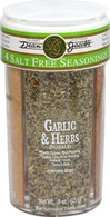 Salt Free Seasonings Combo Jar