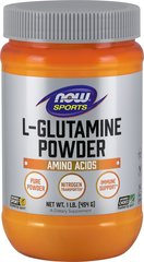 L-Glutamine Powder 5000 mg <p><b>From the Manufacturer's Label:</b></p> <p>L-Glutamine 5000 mg Powder is manufactured by NOW® Foods.</p> 1 lb Powder 5000 mg $19.99