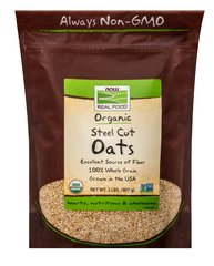 Oats Steel Cuts