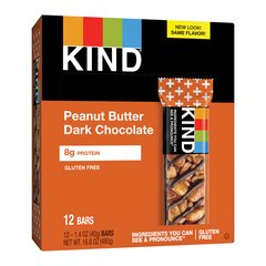 Kind Peanut Butter Dark Chocolate + Protein