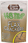 Hemp Organic Flax Crackers