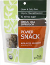 Organic Citrus Chia SuperFood Power Snack