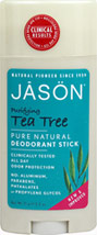 Jason® Tea Tree Deodorant Stick