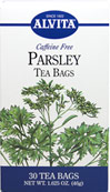 Parsley Tea Caffeine Free
