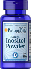 Inositol Powder 1000 mg Natural  2 oz Powder 1000 mg $10.99