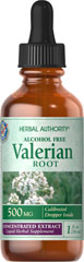 Valerian Root Liquid Extract  1 fl oz Liquid 500 mg $10.40