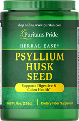Psyllium Husk Seed 100% Natural <p>An excellent source of fiber</p><p>Keep your digestion running smoothly**</p><p>Helps maintain blood sugar levels already within a normal range**</p><p>Diets rich in fiber make for a healthier heart**</p><p>Psyllium Husk is rich in soluble fiber, just what your body needs to get the most from what you eat, and keep your digestive tract moving smoothly.** </p> 8 oz Powder 7000 mg $12.99