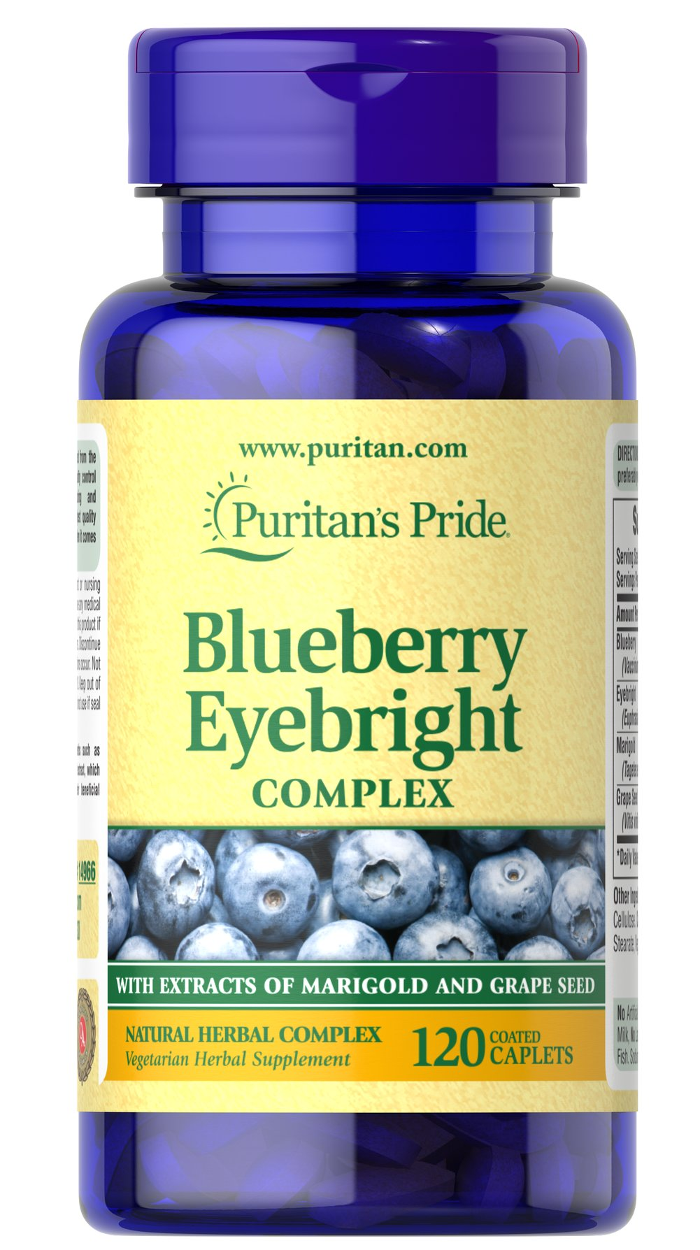 Berry Vision with Blueberry & Eyebright