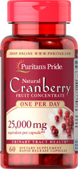 One A Day Cranberry  60 Capsules 500 mg $17.99