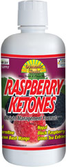 Raspberry Ketones Juice Blend <strong>From The Manufacturer's Label:</strong> <p>Raspberry Ketones Juice Blend combines cultivated herbs and fruit juices.</p> 32 oz Liquid  $8.99