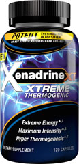 Xenadrine XT <strong>From the Manufacturer's Label:</strong> <p>MuscleTech Xenadrine XT contains 200 mg of Green Coffee Bean Extract.</p> 120 Capsules  $28.79