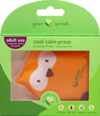 Cool Calm Press-Owl <p><b>From the manufacturer:</b></p><p>Safe cold therapy for bumps and bruises</p><p>Reusable</p><p>Flexible when frozen</p><p>Non-toxic & PVC free</p>  1 Each  $4.99