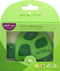 Cool Calm Press-Turtle <p><b>From the manufacturer:</b></p><p>Safe cold therapy for bumps and bruises</p><p>Reusable</p><p>Flexible when frozen</p><p>Non-toxic & PVC free</p>  1 Each  $4.99