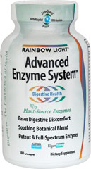 Advanced Enzyme System™  180 Vegi Caps  $26.99