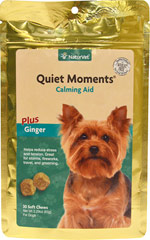 Quiet Moments Calming Aid Soft Chews  30 Chews  $4.89