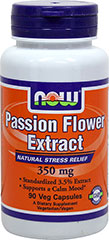 Passion Flower Extract 350 mg  90 Vegi Caps 350 mg $9.49