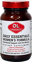 Dalily Essentials  Women'S Formula  30 Tablets  $14.99