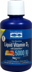 Liquid Vitamin D3 5000 IU <p>From the Manufacturer's Label:</p><p>Liquid Vitamin D3 is a dietary supplement that provides 5000 IU of all natural vitamin D3 per serving.  Supplementing your body with vitamin D3 may provide the following benefits:<br /><br />• Maintain healthy bone density**<br />• Promote efficient utilization of calcium by the body**<br />• Aid in healthy immune system function**<br />• Promote healthy cognitive functi