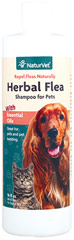 Herbal Flea Shampoo  16 oz Shampoo  $14.99