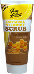 Queen Helene Oatmeal N Honey Natural Facial Scrub  6 oz Scrub  $3.39