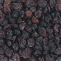 Organic Black Raisins  9 oz Container  $4.79
