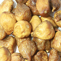 Turkish Figs Moist and succulent, dried Turkish Figs are one nature's sweetest fruits. </p> <p>Always moist and always fresh, these are perfect for snack and baking.  8 oz Container  $7.99