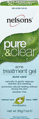 Nelson Bach Pure & Clear Acne Treatment Gel  1 oz Gel  $5.99